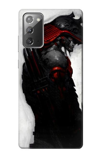 S2111 Dark Samurai Case For Samsung Galaxy Note 20