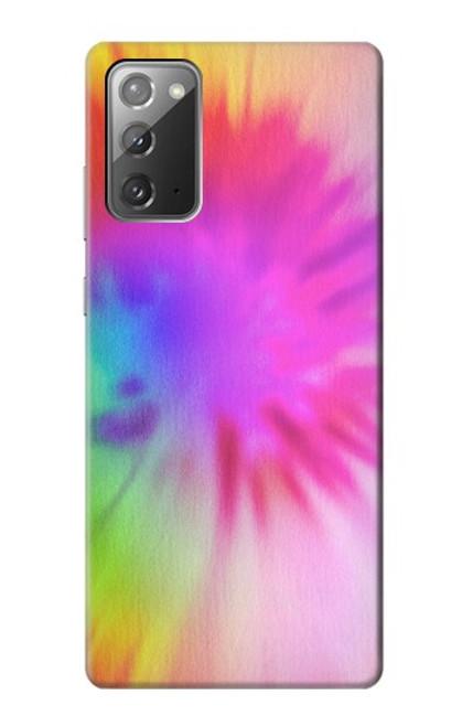 S2488 Tie Dye Color Case For Samsung Galaxy Note 20