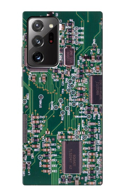 S3519 Electronics Circuit Board Graphic Case For Samsung Galaxy Note 20 Ultra, Ultra 5G