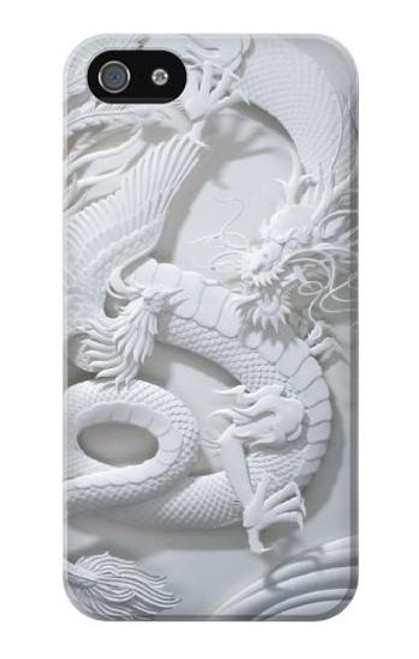 S0386 Dragon Carving Case Cover For IPHONE 5 5s SE