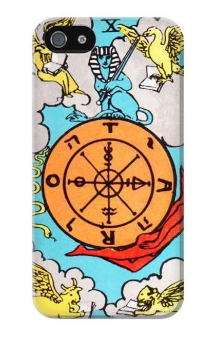 S0564 Tarot Fortune Case Cover For IPHONE 5 5s SE