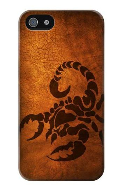 S0683 Scorpion Tattoo Case Cover For IPHONE 5 5s SE