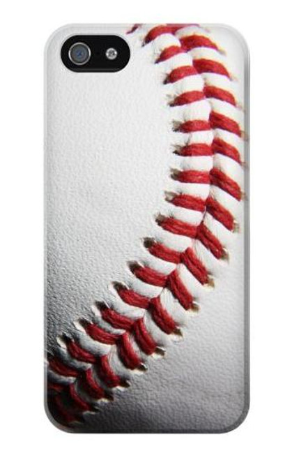 S1842 New Baseball Case Cover For IPHONE 5 5s SE