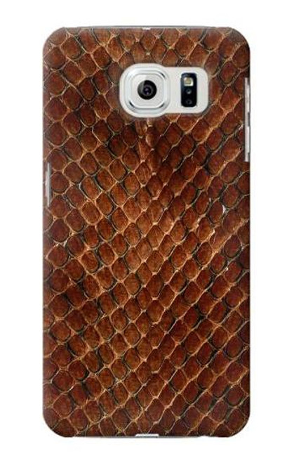 S0555 Snake Skin Case For Samsung Galaxy S6 Edge