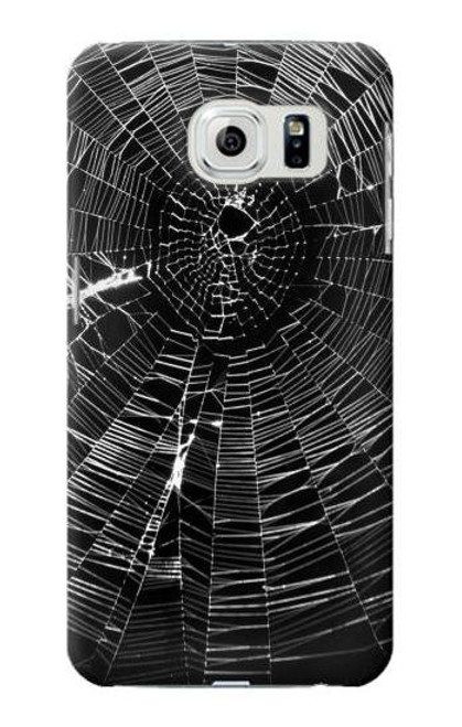 S2224 Spider Web Case For Samsung Galaxy S6 Edge