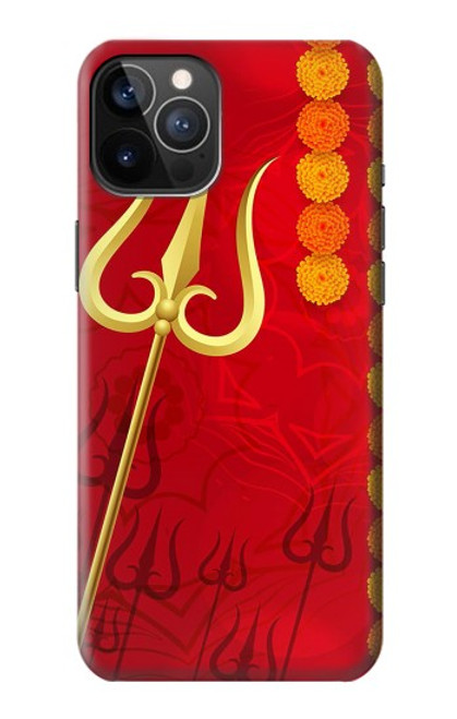 S3788 Shiv Trishul Case For iPhone 12, iPhone 12 Pro