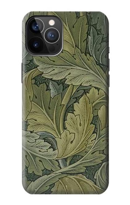 S3790 William Morris Acanthus Leaves Case For iPhone 12, iPhone 12 Pro