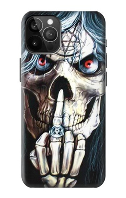 S0222 Skull Pentagram Case For iPhone 12 Pro Max