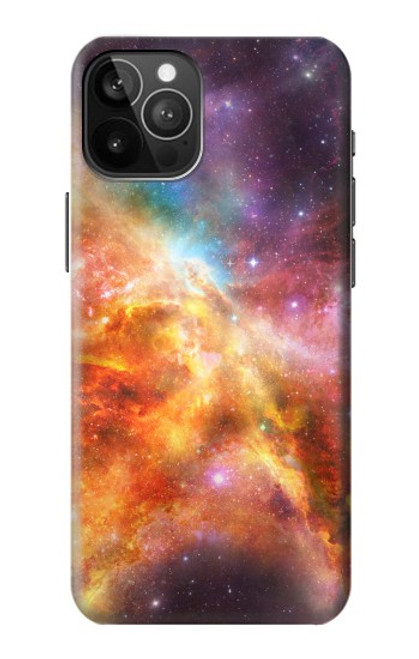 S1963 Nebula Rainbow Space Case For iPhone 12 Pro Max