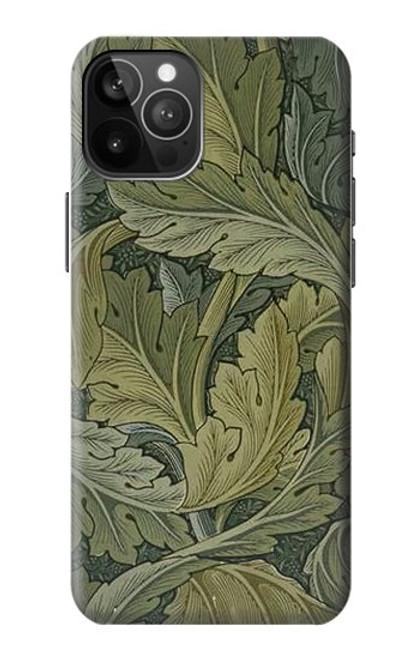 S3790 William Morris Acanthus Leaves Case For iPhone 12 Pro Max