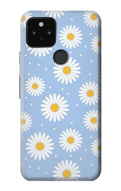S3681 Daisy Flowers Pattern Case For Google Pixel 5