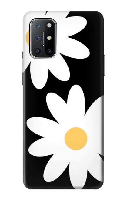 S2315 Daisy White Flowers Case For OnePlus 8T