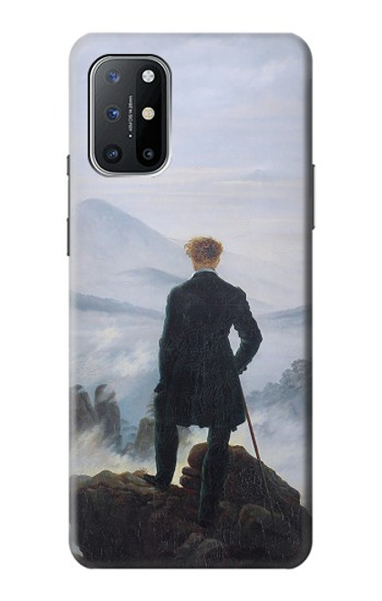 S3789 Wanderer above the Sea of Fog Case For OnePlus 8T