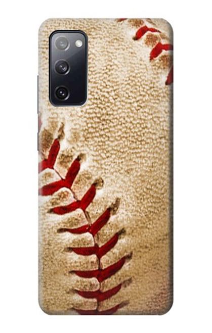 S0064 Baseball Case For Samsung Galaxy S20 FE