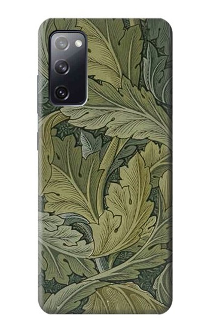S3790 William Morris Acanthus Leaves Case For Samsung Galaxy S20 FE