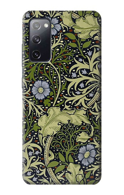 S3792 William Morris Case For Samsung Galaxy S20 FE