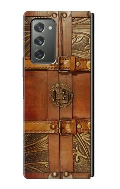 S3012 Treasure Chest Case For Samsung Galaxy Z Fold2 5G