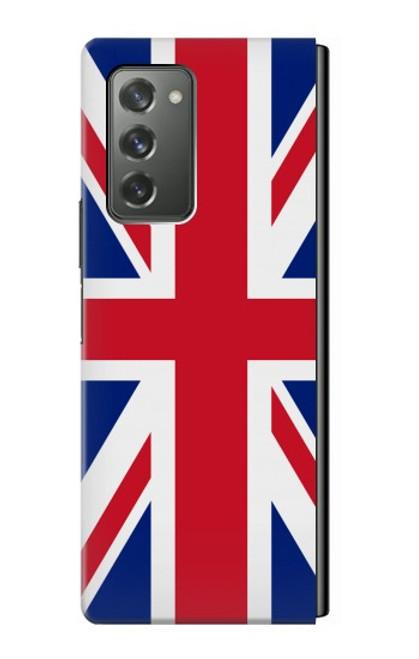 S3103 Flag of The United Kingdom Case For Samsung Galaxy Z Fold2 5G