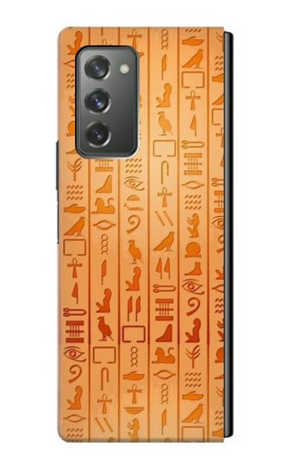 S3440 Egyptian Hieroglyphs Case For Samsung Galaxy Z Fold2 5G