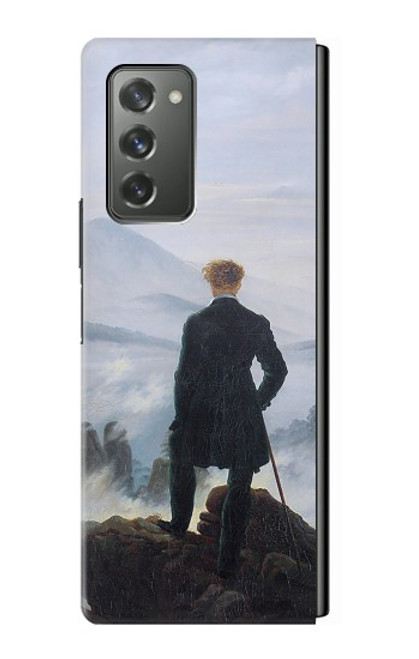 S3789 Wanderer above the Sea of Fog Case For Samsung Galaxy Z Fold2 5G