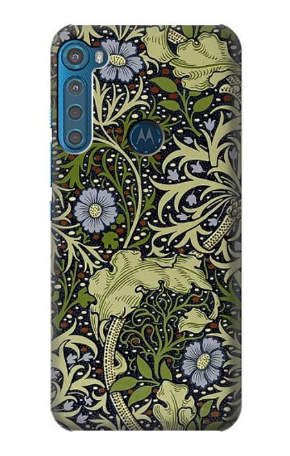 S3792 William Morris Case For Motorola One Fusion+