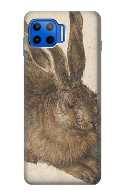 S3781 Albrecht Durer Young Hare Case For Motorola Moto G 5G Plus