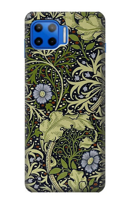 S3792 William Morris Case For Motorola Moto G 5G Plus