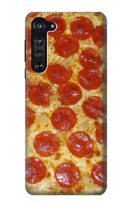 S0236 Pizza Case For Motorola Edge