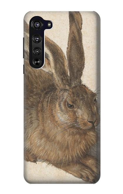S3781 Albrecht Durer Young Hare Case For Motorola Edge