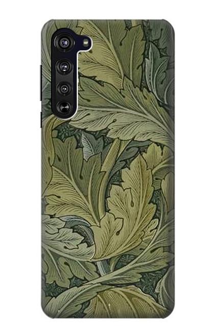 S3790 William Morris Acanthus Leaves Case For Motorola Edge