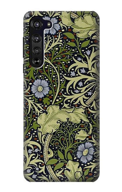 S3792 William Morris Case For Motorola Edge