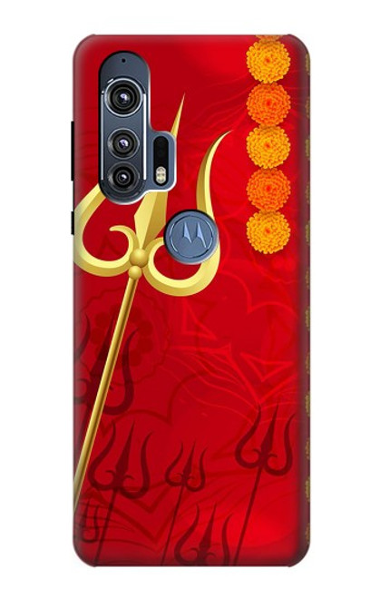 S3788 Shiv Trishul Case For Motorola Edge+
