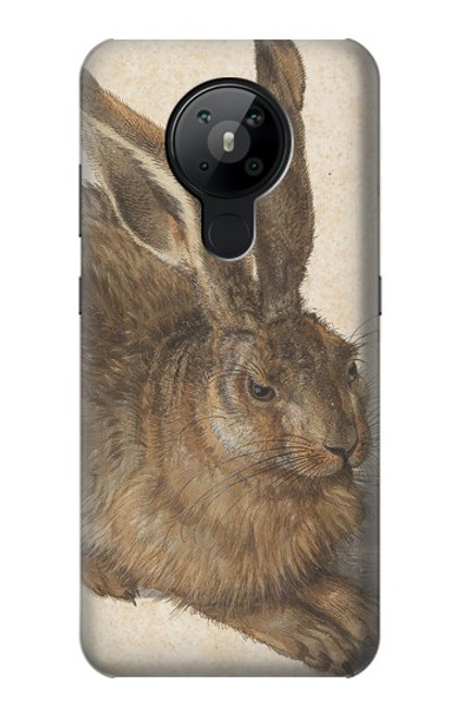 S3781 Albrecht Durer Young Hare Case For Nokia 5.3