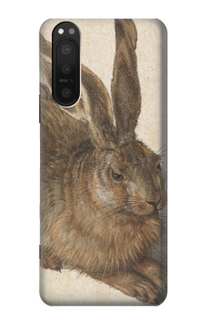 S3781 Albrecht Durer Young Hare Case For Sony Xperia 5 II