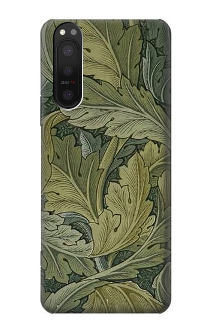 S3790 William Morris Acanthus Leaves Case For Sony Xperia 5 II