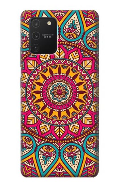 S3694 Hippie Art Pattern Case For Samsung Galaxy S10 Lite