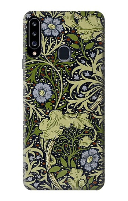 S3792 William Morris Case For Samsung Galaxy A20s