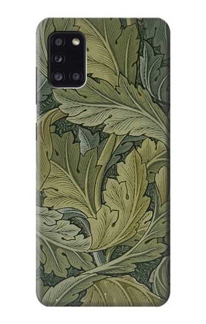 S3790 William Morris Acanthus Leaves Case For Samsung Galaxy A31
