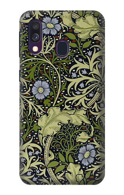 S3792 William Morris Case For Samsung Galaxy A40