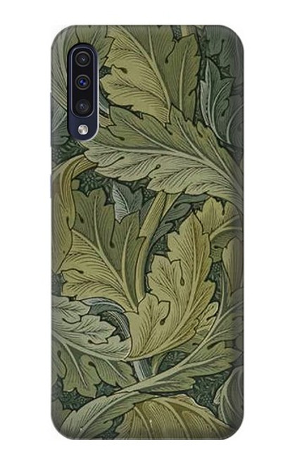 S3790 William Morris Acanthus Leaves Case For Samsung Galaxy A70