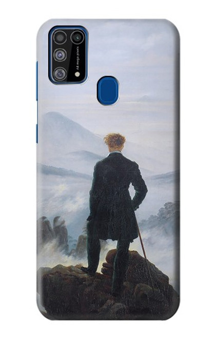 S3789 Wanderer above the Sea of Fog Case For Samsung Galaxy M31