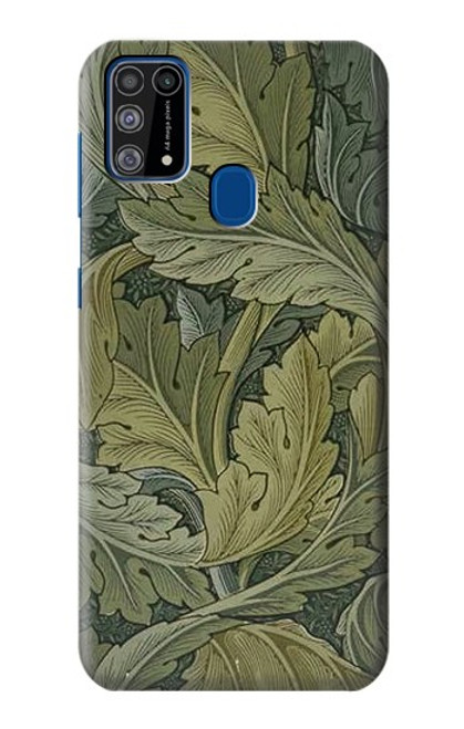 S3790 William Morris Acanthus Leaves Case For Samsung Galaxy M31