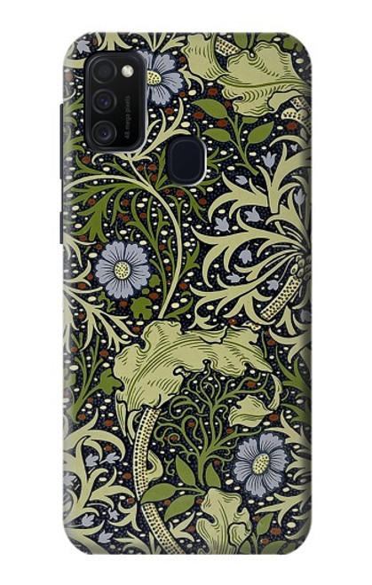 S3792 William Morris Case For Samsung Galaxy M21