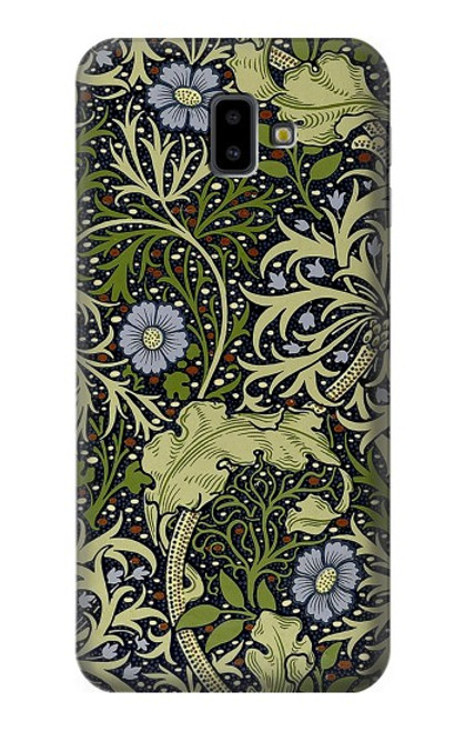 S3792 William Morris Case For Samsung Galaxy J6+ (2018), J6 Plus (2018)