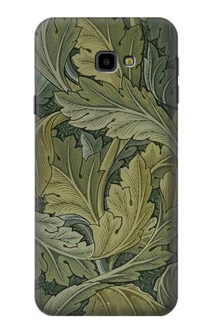 S3790 William Morris Acanthus Leaves Case For Samsung Galaxy J4+ (2018), J4 Plus (2018)