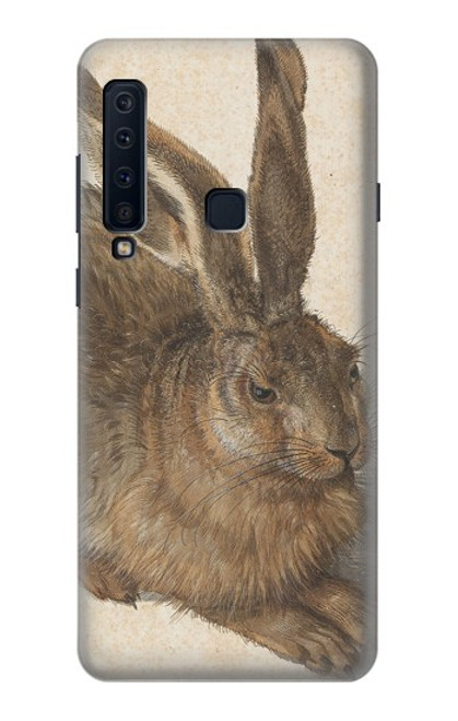 S3781 Albrecht Durer Young Hare Case For Samsung Galaxy A9 (2018), A9 Star Pro, A9s