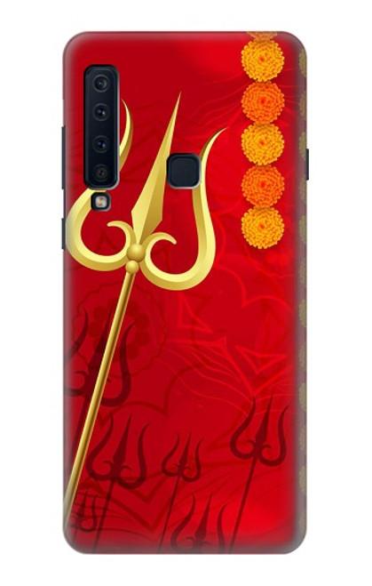 S3788 Shiv Trishul Case For Samsung Galaxy A9 (2018), A9 Star Pro, A9s