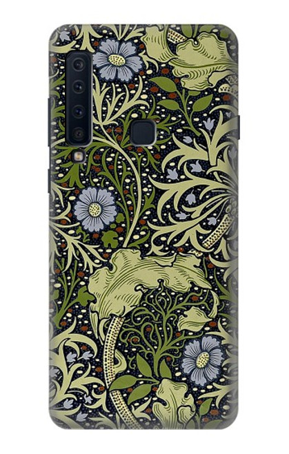 S3792 William Morris Case For Samsung Galaxy A9 (2018), A9 Star Pro, A9s