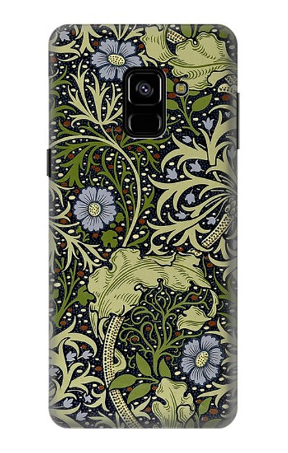 S3792 William Morris Case For Samsung Galaxy A8 (2018)