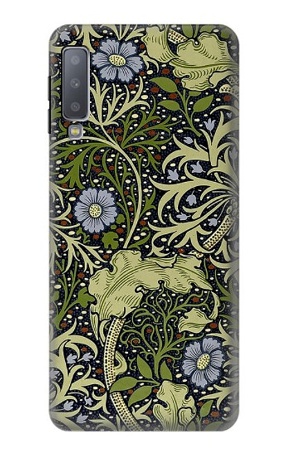 S3792 William Morris Case For Samsung Galaxy A7 (2018)